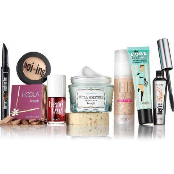 Cosmetics - interesting beauty products