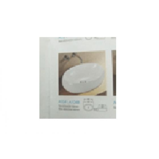 Basin, DU204, DU Series, white
