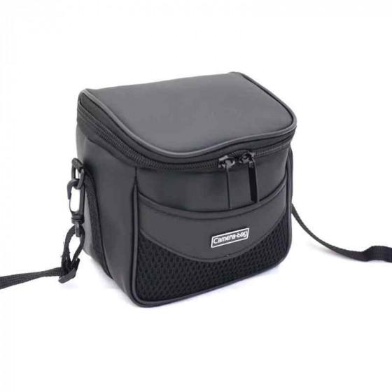 Black Simple Video Photo Camera Soft Bag Case for Micro Camera Nikon Sony Canon SX600 SX610 SX700 SX720 SX710 G7X G9X G1X