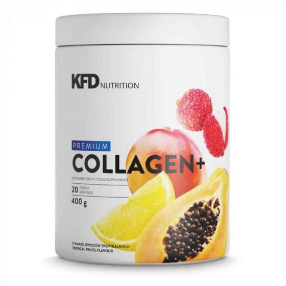 Kolagen + MSM+Wit. D3, Wit. C, Boswellia Serrata Premium 400 g EU