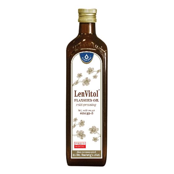 OMEGA 3 Immunity Flaxseed oil Cold-pressed 1L