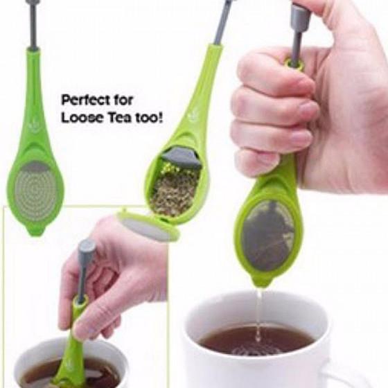 Creative Monster Tea Strainer Silicone Tea Filter Strainer Tea Maker Tea Leaf Infuser Convenient Spice Drinking Tool Reusable