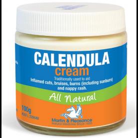Martin & Pleasance Herbal Cream Calendula 100g