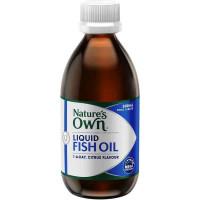 Nature's Own Fish Oil Liquid 300ml