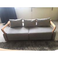 Two person cloth sofa