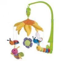 CANPOL BABIES Carousel Plush Colorful