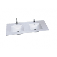 Basin, Vanity Top, D-1500D-D, D Series