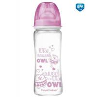 CANPOL BABIES anticolic Glass bottle EasyStart 330 ml