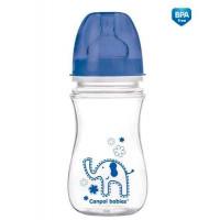 CANPOL BABIES Wide-bore anticolic bottle EasyStart