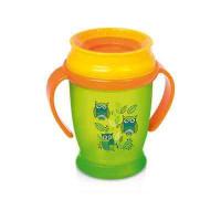 LOVI 360 mug Lovi with handle (210ml) MINI Green