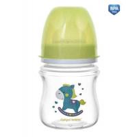 CANPOL BABIES bottle ka szerokootworowa antykolkowa EasyStart 120 ml TOYS