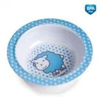 CANPOL BABIES Melamine bowl with suction cup