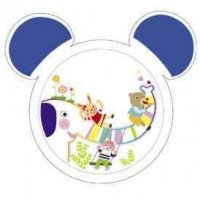 CANPOL BABIES plastic bowl with ears