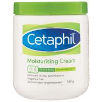 Cetaphil Eaurising Cream 550g stave moisturizer pregnant baby baby eczema sensitive skin lotion cream moisturizer moisturizing