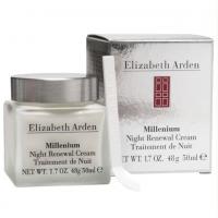 Elizabeth Arden Millenium Night Renewal Cream 50mL Elizabeth Arden/雅顿 银级晚间面霜50ml