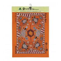 Aboriginal Art Canvas style 1 - Medium