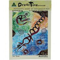 Aboriginal Art Canvas style 1 - small