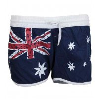 Australian Flag Shorts