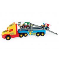 WADER Super truck z buggy