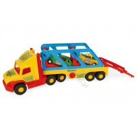 WADER Super truck z autkami