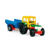 WADER Tractor z wywrotka