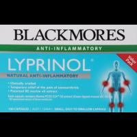 Blackmores Lyprinol Marine Value Pack 100 Capsules