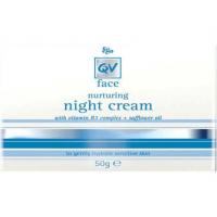 Ego QV Face Nuturing Night Cream 50g ego QV面部滋养晚霜50g