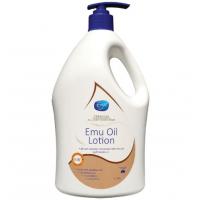 Enya Emu Oil Lotion 1 Litre / 恩雅鸸鹋油沐浴乳液1L
