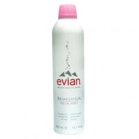 Evian Eau Mineral Brumisateur Spray 300ml/ Evian Iyun Natural Mineral Water Spray Big Spray 300ml Filling Water Moisturizing Makeup