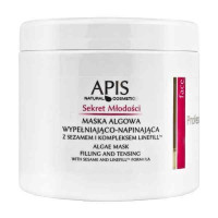 APIS The secret of youth algae filling and tensioning mask with sesame and Linefill 250g complex