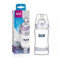 LOVI Glass bottle Diamond Glass