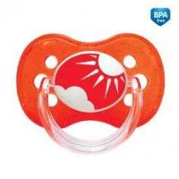 CANPOL BABIES Round Silicone Pacifier