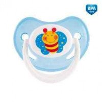 CANPOL BABIES Silicone Soother anatomical