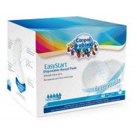 CANPOL BABIES EasyStart Breast pads – lactating pads for the bride and groom 48 PCs.