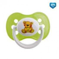 CANPOL BABIES Symmetrical Silicone Pacifier
